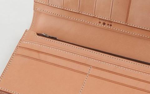 財布内装(内側)のクリーニング
